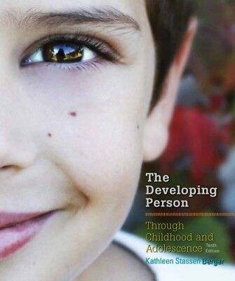 EB00K-Developing Person Through Childhood and Adolescence by Kathleen Stassen Be