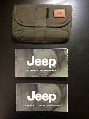 owners manual for 2009 compass jeep