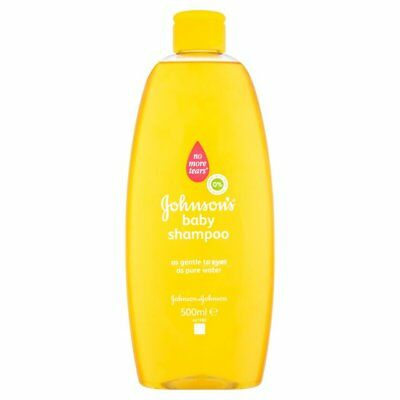 Johnson's Baby Gold Shampoo 500ml No More Tears