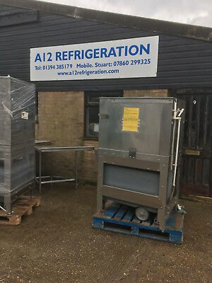 Hoshizaki Fm481Age Flake Ice Machine £2480 + Vat+ Bin Follet E-Its600Ns-30