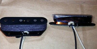 Telecaster/Broadcaster replacement pickup set - Wound4sound - YOUR SPECS