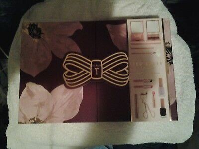 Ted Baker Stately Collection Ladies Makeup Gift Set  Birthday mothers day New