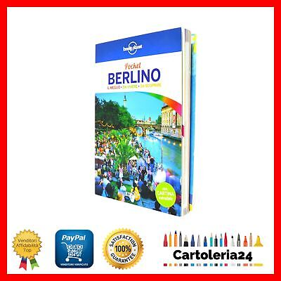 Lonely Planet Guida Turistica Pocket Berlino Travel Tourist Guide ¨
