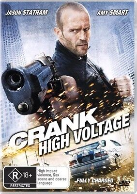 Crank - High Voltage, DVD