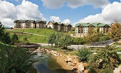 Wyndham Smoky Mountains 168,000 Points Odd Years