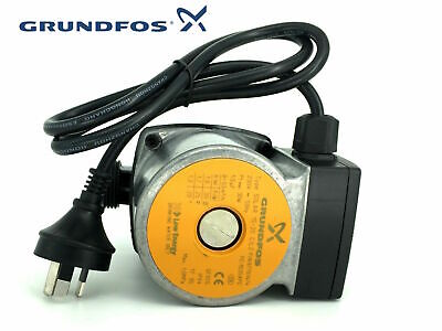 Grundfos SOLAR 15-20 CIL2 Pump, for Solar hot water heater circulation 1m lead
