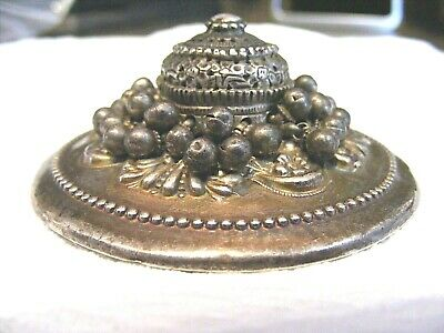 Antique Sterling Silver Ethnic Jewelry Piece...