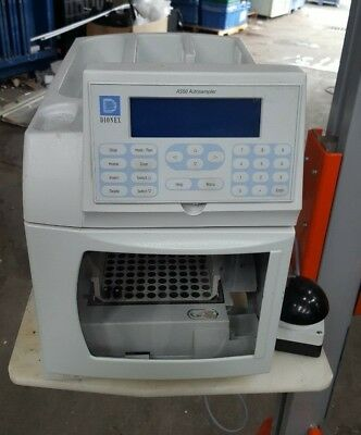 Dionex As50 Autosampler 056858 (Rbd7.2)