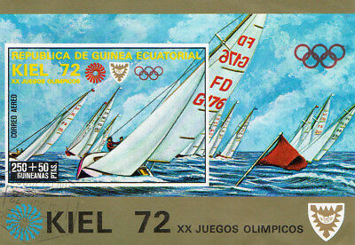 guinea olympic stamp