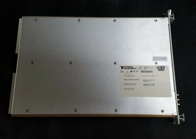 National Instruments Vxi-Mxi-2 183345F-03 Rev 001 Module (R3S6.5)