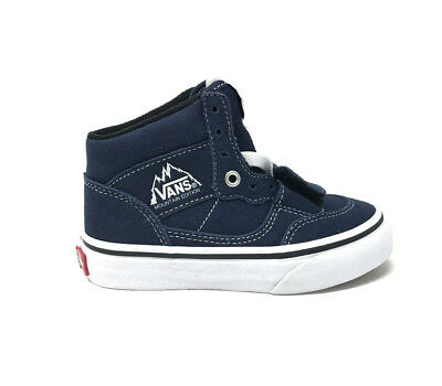 76330be3e2 Vans Mountain Edition Kids Dress Blues Navy 13.5 Navy Skate Shoes New Blue  Suede