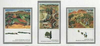 s27895) ISRAEL MNH** 1982 Paintings 3v