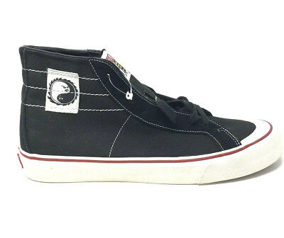 e49418e4a51e10 VANS SK8 HI Decon Dane Reynolds Black Red Men s 12 Skate Shoes New ...