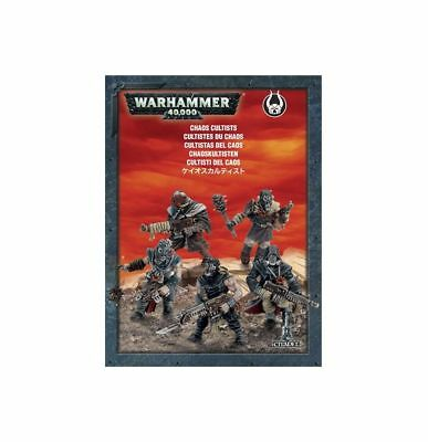 Chaos Space Marines - Chaos Cultists - FREE SHIPPING