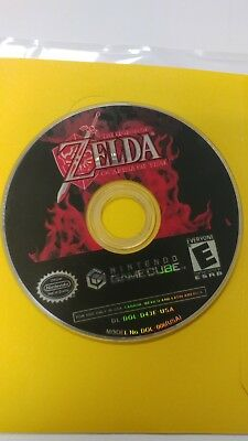 The Legend Of Zelda Ocarina Of Time Master Quest GameCube/Wii. Disc Only