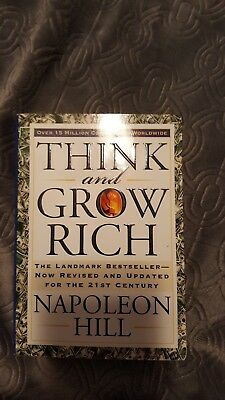 Think And Grow Rich Paperback