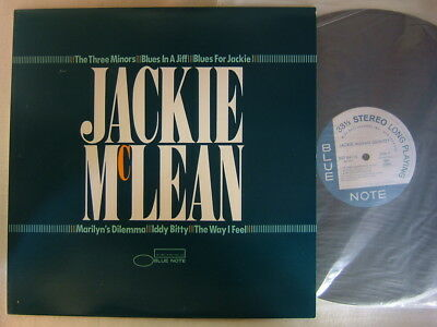 PROMO / JACKIE McLEAN QUINTET / JAPAN BLUE NOTE
