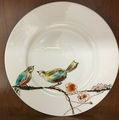 Lenox Simply Fine ~ Chirp 8' Salad Plate (NEW)