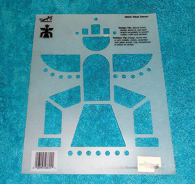 Royal Crest Simply Stencils By Plaid #28623 Shirt Stencil Wall Stencil Boarder
