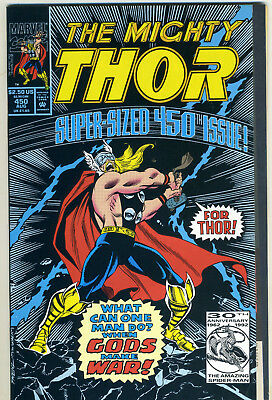 COMIC 1992-9.2 MIGHTY THOR # 442