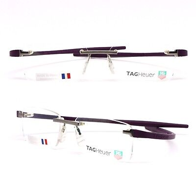 Occhiali Tag Heuer Th3741 006  Eyewear Frame Glasses New And 100% Authentic