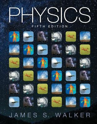[PDF] Physics 5th Edition by James S. Walker - Instant Email Delivery