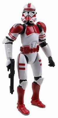 """Star Wars Revenge of the Sith ROTS (3.75 Inch) Shocktrooper """"Quick Draw"""" #6"""