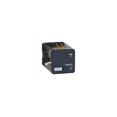 Schneider Electric RUMC33ND Relay 3CO LED 10A 60VDC, Cyl Ltb