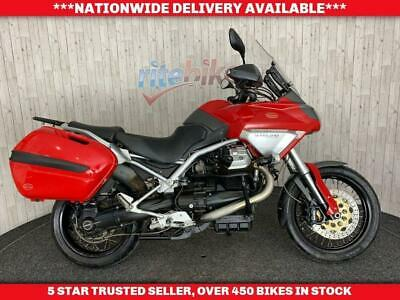 Moto Guzzi Stelvio  Stelvio 1200 8V Abs Model Mot Till January 2020 2008 08