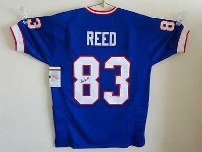 ANDRE REED AUTOGRAPHED Signed Jersey Buffalo Bills JSA -  20.50 ... f41765d04