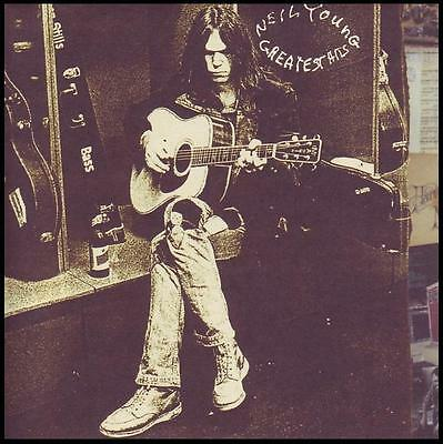 NEIL YOUNG - GREATEST HITS D/Remastered CD ~ HARVEST MOON +++ BEST OF *NEW*