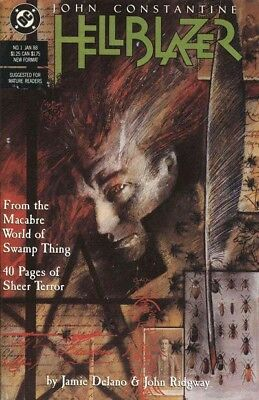Us Comics Hellblazer Vol 1 Complete Digital Collection On Dvd