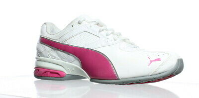 PUMA WOMEN S TAZON Running Shoes - White - Size 9 -  43.19  77949f43a