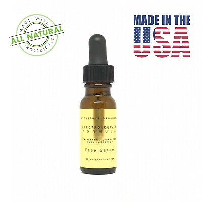 L'Essence Gold Permanent Hair Reduction/Removal/Growth Inhibitor/100%Natural