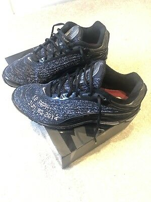 60130183a86 NIKE AIR MAX Deluxe x Skepta SK  Never Sleep On Tour  Black UK 9 ...