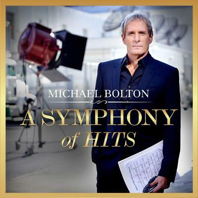 MICHAEL BOLTON - A SYMPHONY OF HITS [CD] Sent Sameday*