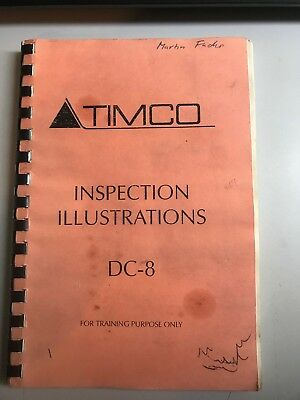 Dc-8 Aircraft Inspection Illustrations Manual