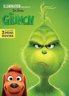Grinch New Dvd