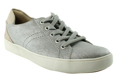 688f22a28aa NATURALIZER WOMENS JUNCTION Silver Walking Shoes Size 8.5 (C