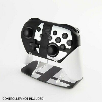 Super Smash Bros Ultimate Nintendo Switch Pro Controller Stand, Gaming Displays