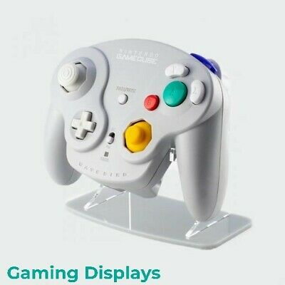GameCube Wavebird Wireless Controller Stand, Nintendo, Retro, Gaming Displays