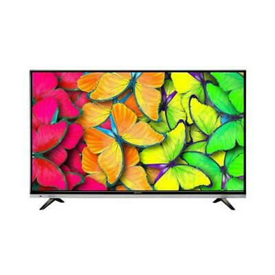 49Inch Smart Led Tv 4K Uhd Hdr Lcd Screen Netflix Black