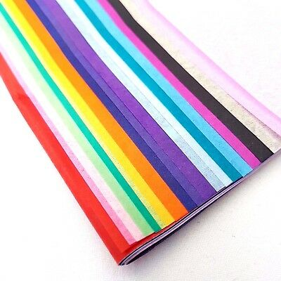 Tissue Paper Multi Colour Pack Large Sheets 50cm x 66cm - 20 Assorted Colours