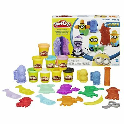 New Play-Doh Despicable Me Makin' Mayhem Creative Activity Set Minions Official