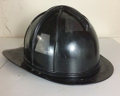 Morning Pride BF2 Black Fire Firefighter Helmet HT-BF2-HDO 2013