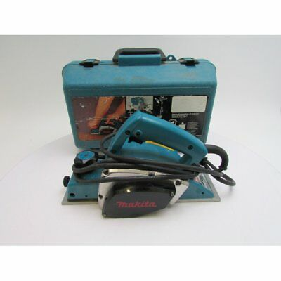 Hardin HD-680P 3-1//4 in 7.5 Amp Heavy Duty Electric Planer with Dust Bag