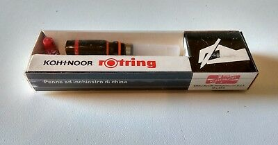 KOH-I-NOOR ROTRING PENNINO PER PENNE A CHINA Variant spessore 1,2 mm ANNI 60/70