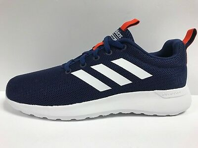 separation shoes c395a b428f Adidas Core Kids Lite Racer CLN K Running F35441 darkblue white UVP € 44,99