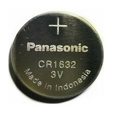 Panasonic CR1632 3V Lithium Coin Cell Battery 1632, DL1632, BR1632 2027 Power