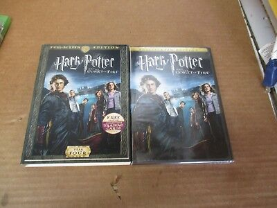 Harry Potter And The Goblet Of Fire Dvd Brand New Fast / Free Shipping